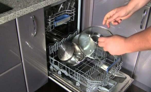Проблемы с посудомойкой