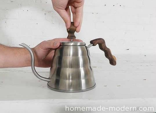 Обновленный чайник