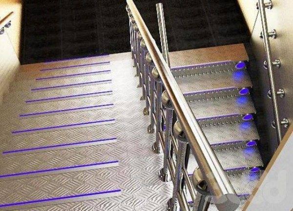 Необычные лестницы: продуманная функциональность и изысканность