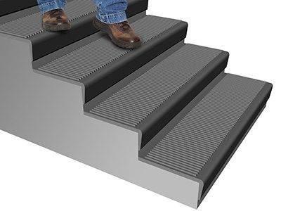 Представлены комфортные габариты для подъема и спуска.