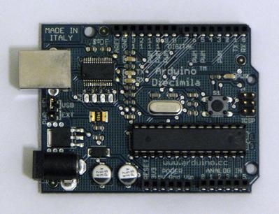 Программируемое устройство Arduino