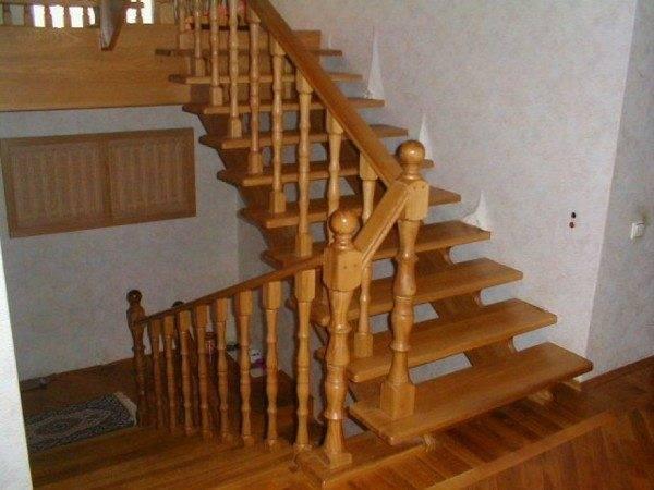 Простая маршевая лестница