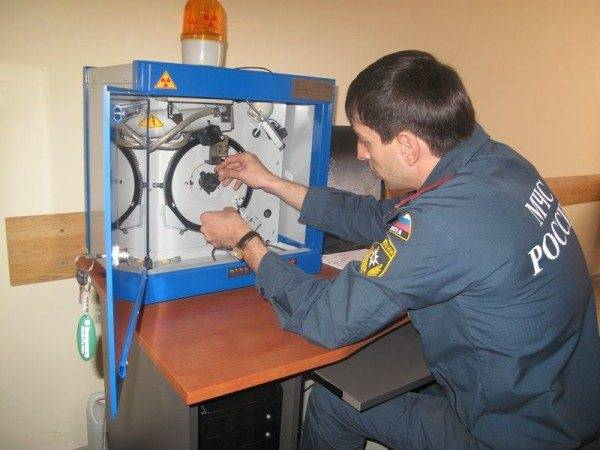 Проверка соответствующими службами включает в себя различного роды испытания на динамическом оборудовании