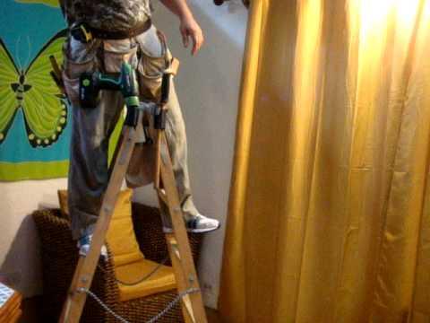 Как делается лестница из металла своими руками