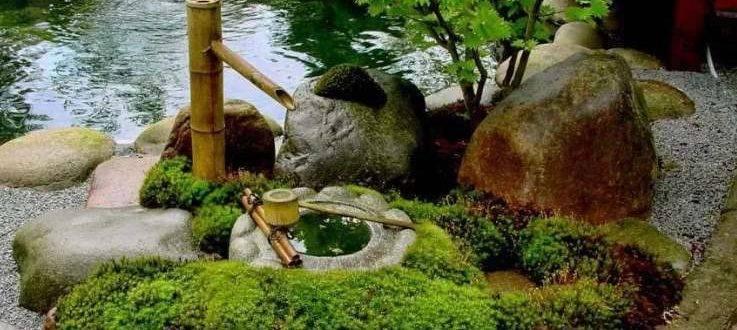 Японский уголок