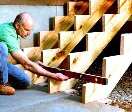 Создание любых конструкций требует от мастера точных расчетов и измерений
