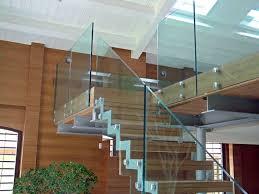 Перила для лестницы, их виды и способ изготовления