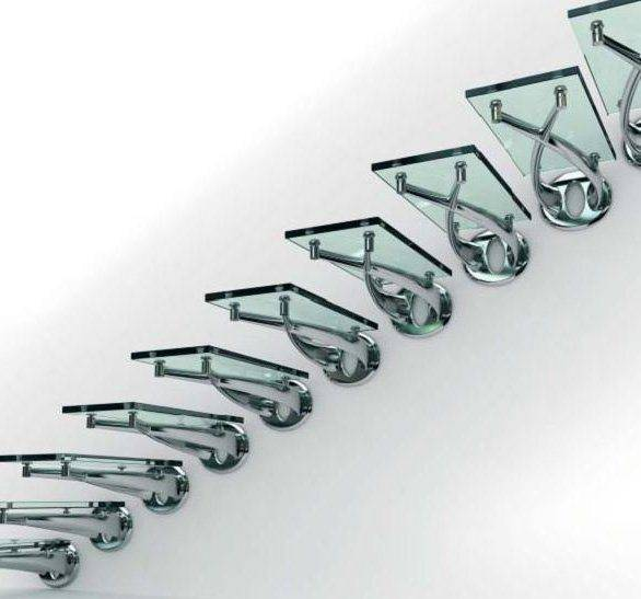 Такое оригинальное решение вопроса, как закрепить дорожку на лестнице, очевидно, имеет немало преимуществ – по крайней мере, вы освобождаетесь от трудоёмкости работы со всей конструкцией и получаете большую свободу принятия решений. Если вас не смущает надёжность конструкции, смело принимайте на вооружение данные вариант