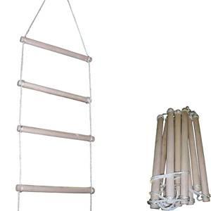 Такую лестницу можно сделать самостоятельно.