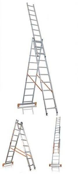Лестница-трансформер 4х4 – удобная и универсальная конструкция