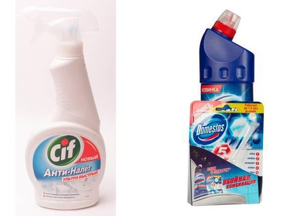 Универсальные средства для чистки