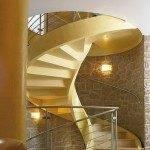 Вариант винтовой лестницы