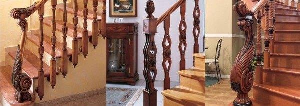 Что такое лестница с забежными ступенями