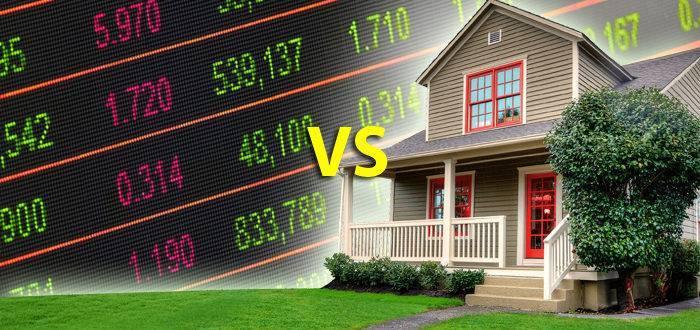Дом и биржа