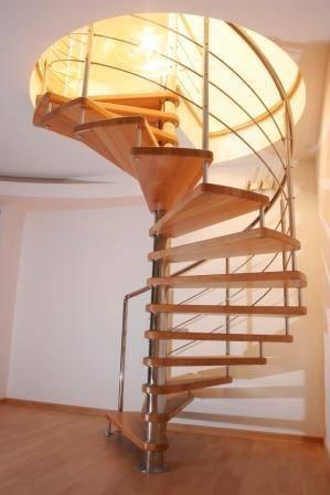 Высота ступеней должна соответствовать удобству спуска и подъема
