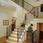 Железобетонная маршевая лестница